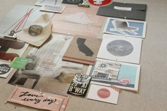 moodboard via ohidesign